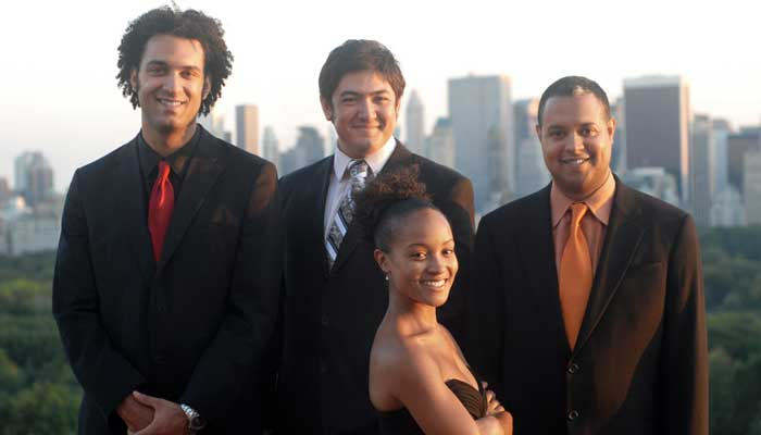 Harlem Quartet (file photo)