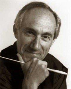 Landmarks founder, Charles Ansbacher.