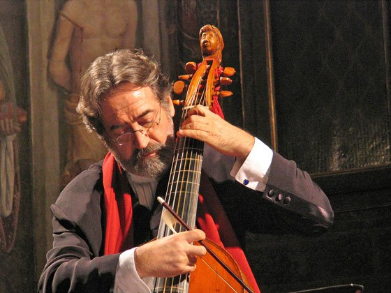 Jordi Savall (file photo)