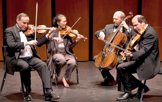 Muir String Quartet (file photo)