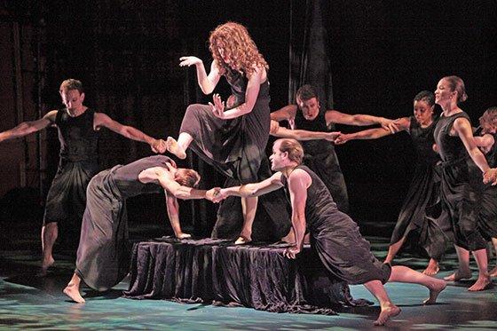 Dido and Aeneas (Hilary Scott photo)