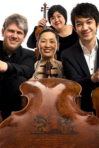 Borromeo String Quartet (file photo)