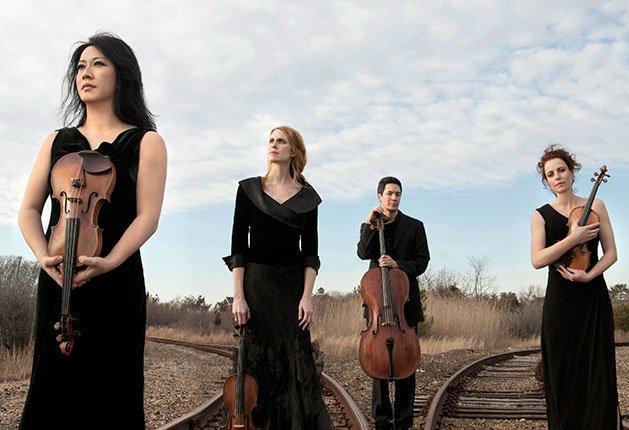 Daedalus Quartet (Lisa-Marie Mazzucco photo)