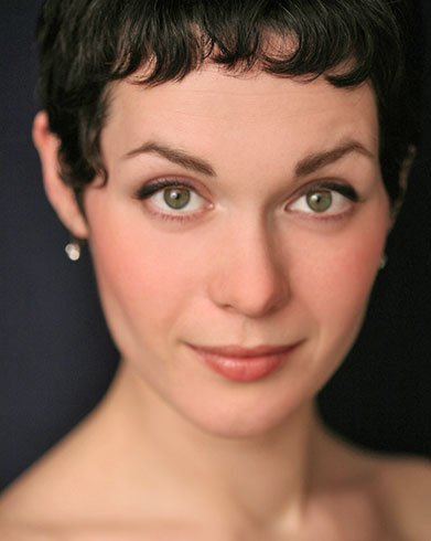 Mezzo-soprano Emily Marvosh