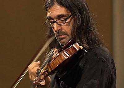 Leonidas Kavakos (file photo)