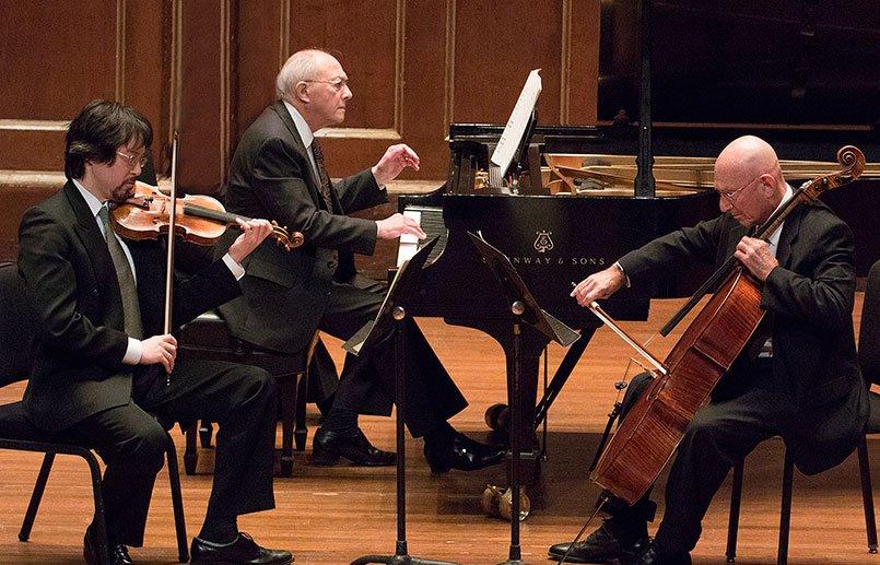 Haldan Martinson,Gilbert Kalish and Jules Eskin