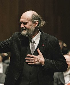 Arvo Paert (Wolfgang Lienbacher photo)