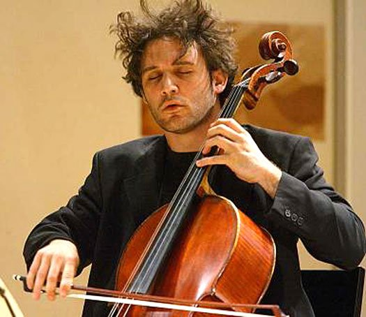 Cellist Nicolas Altstaedt (file photo