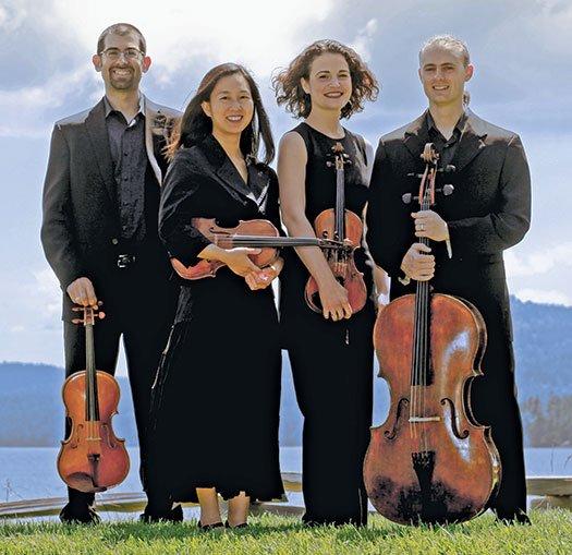 Chiara String Quartet (file photo)