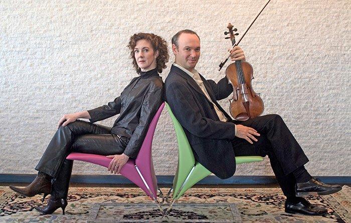 Paul Neubauer and Ann-Marie McDermott (file photo)