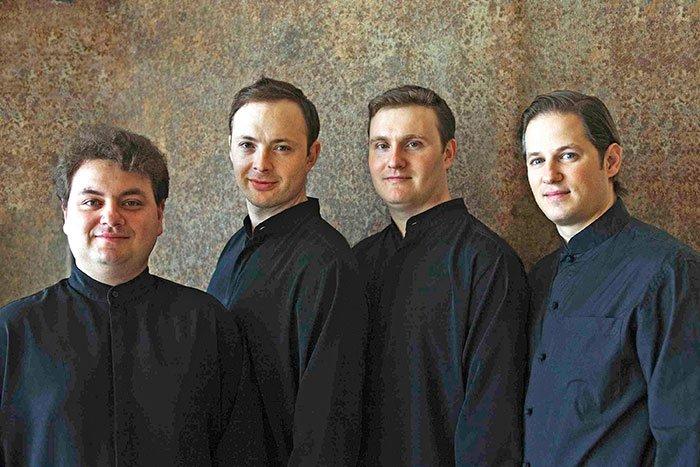 Jerusalem Quartet (file photo)