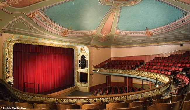Music Hall auditorium