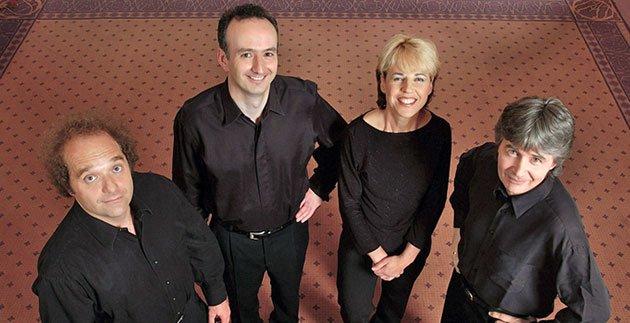 The Takács Quartet (file photo)