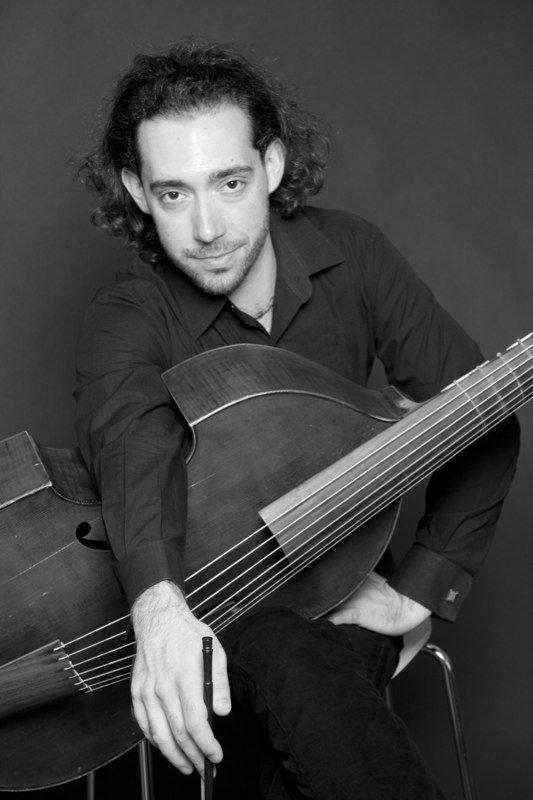 Bassist Andrew Arceci