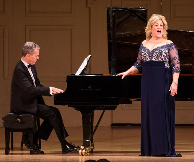 Deborah Voigt at Symphony Hall (Robert Torres photo)