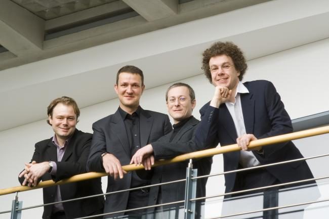 Leipzig String Quartet (file photo)