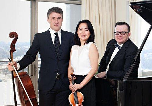 Ellipsis Trio (file photo)