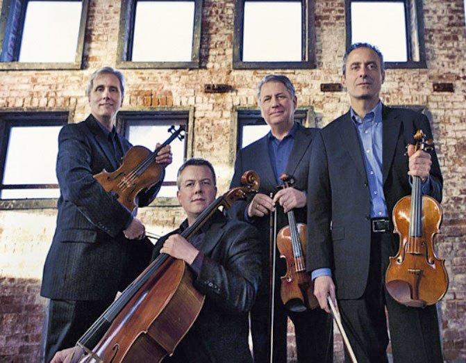 Emerson Quartet (file photo)