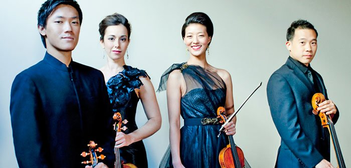 Parker Quartet (file photo)
