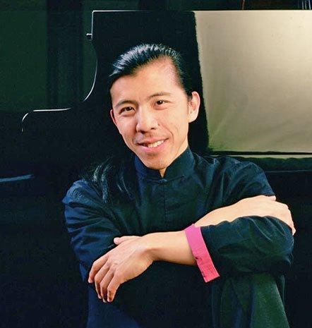 Frederic Chiu (file photo)