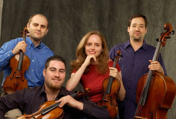 Amernet String Quartet (file photo)