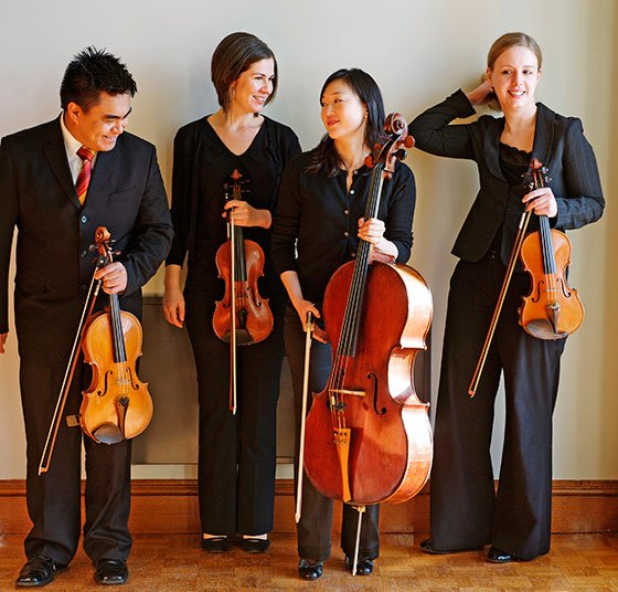 Arneis Quartet (Linder photo)