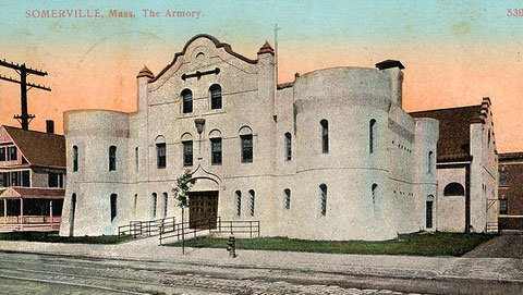 The Somerville Armory