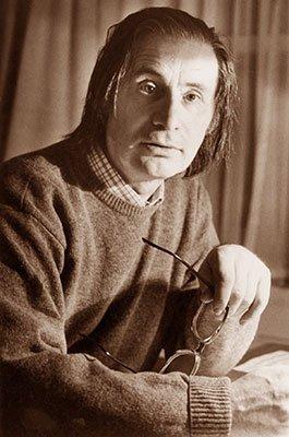 Alfred Schnittke (Yngvild Sørbye photo)