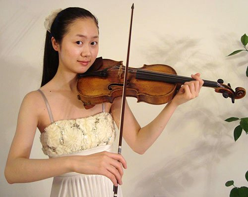Yuki Beppu, one of the nine soloists (file photo)