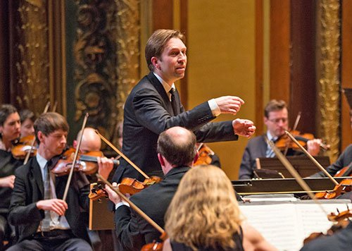 Leif Ove Andsnes and the Mahler Chamber Orchestra   (Robert Torres photo)