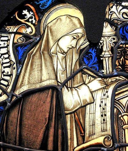 Hildegard von Bibgen