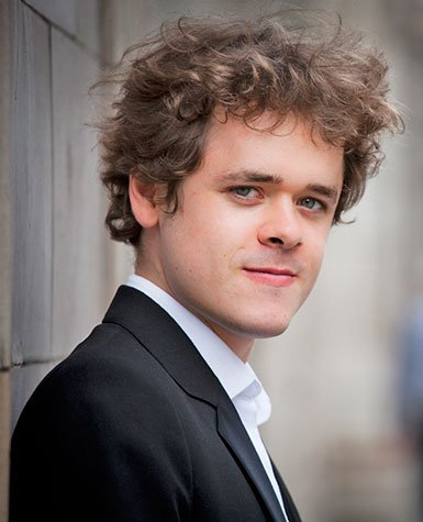 Benjamin Grosvenor (file photo)
