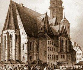Nicholas Church, Leipzig
