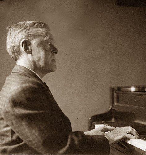 Arthur Foote ca. 19190 Alice Boughton photo (Harvard Musical Association Collection)