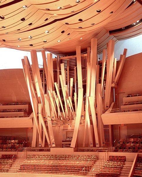 LA Phil's Organ
