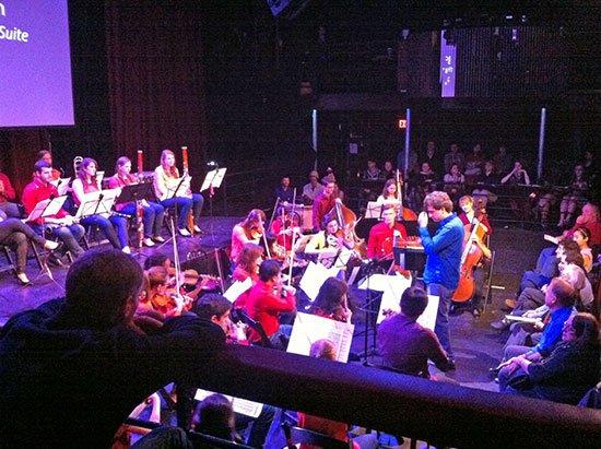 Phoenix Orchestra ignites