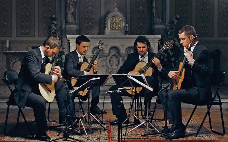 Dublin Guitar Quartet (file photo)
