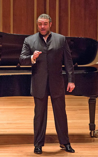 Joseph Calleja (Robert Torres photo)