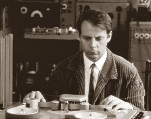 A young Stockhausen (file photo)