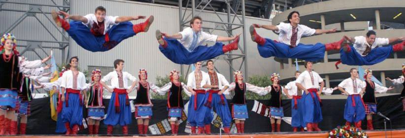 Syzokryli Ukrainian Dance Ensemble
