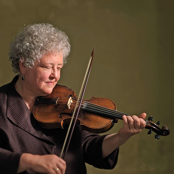 Monica Huggett (file photo)