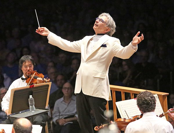 Michael Tilson Thomas (Hilary-Scott photo)