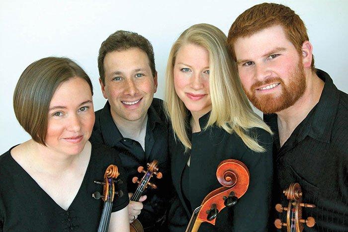 Cypress Quartet (file photo)
