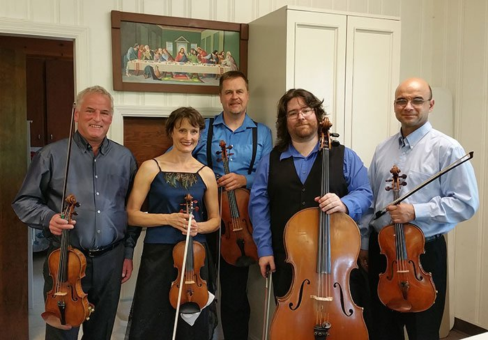 Douglas Beilman, Helen Pohl, Peter Sulski, Rafael Popper-Keizer, Dimitar Petkov (BMint staff photo)