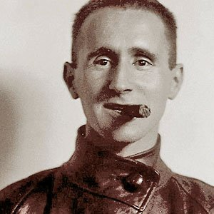 Berthold Brecht, provocateur