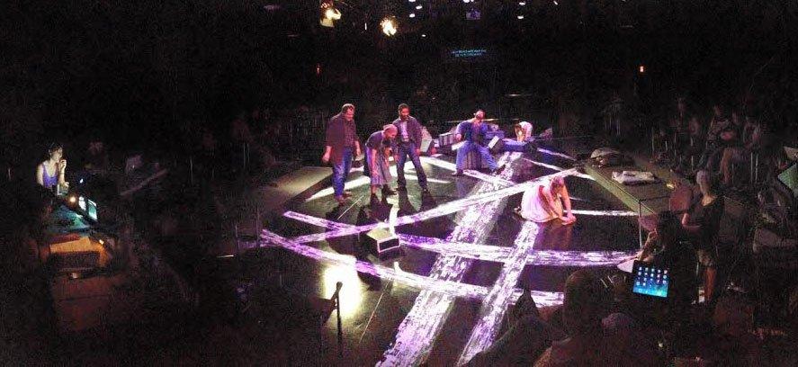 Seven Deadly Sins rehearsal (Oshin Gregorian photo)