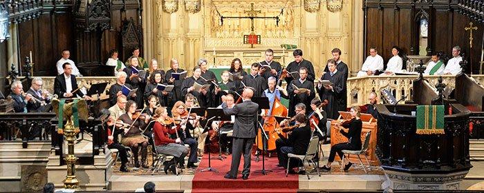 Emmanuel Music Orchestra