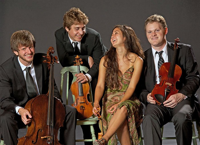 Aeolus Quartet (file photo)