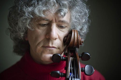 Steven Isserlis (file photo)