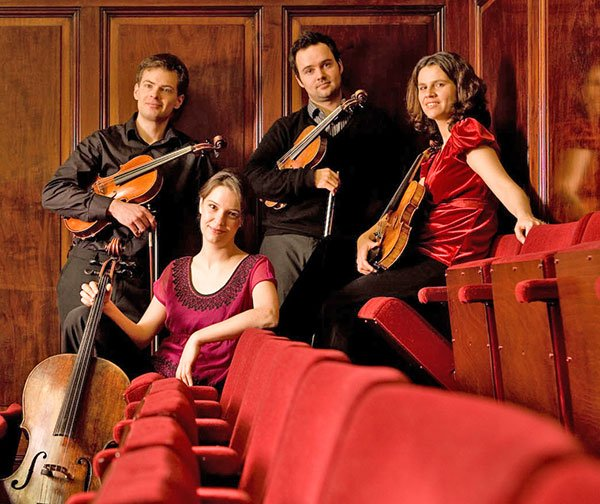 Elias String quartet (file photo)